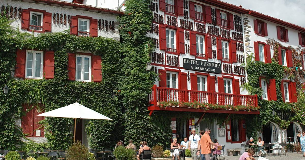 Charming villages in Pays Basque