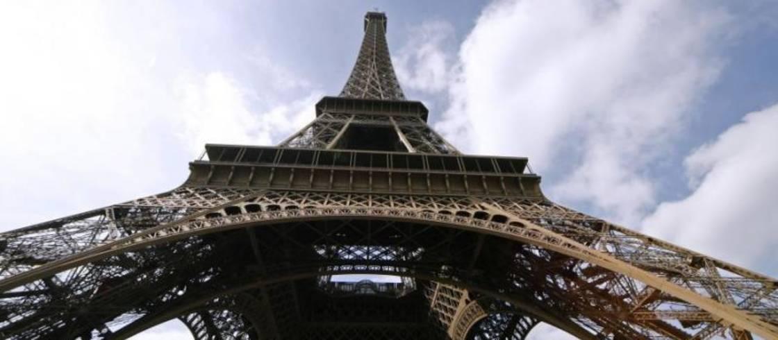 Desde la Torre Eiffel tendrás unas vistas panorámicas de París espectaculares.