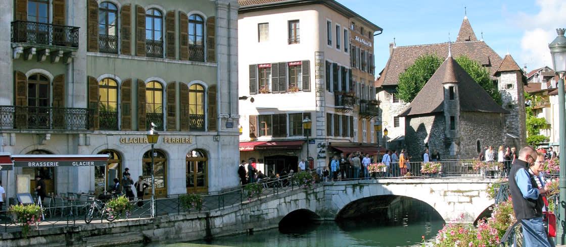 Annecy La Pequena Venecia