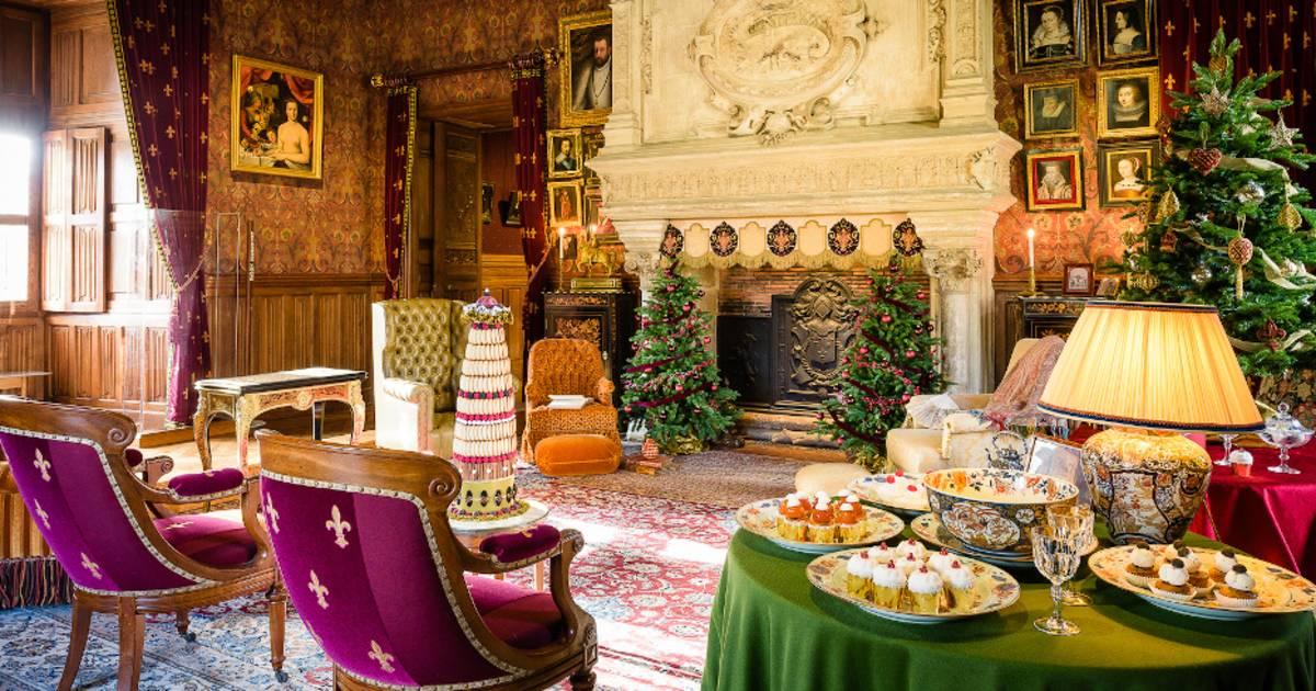 Celebramos La Navidad En Los Castillos Del Valle Del Loira
