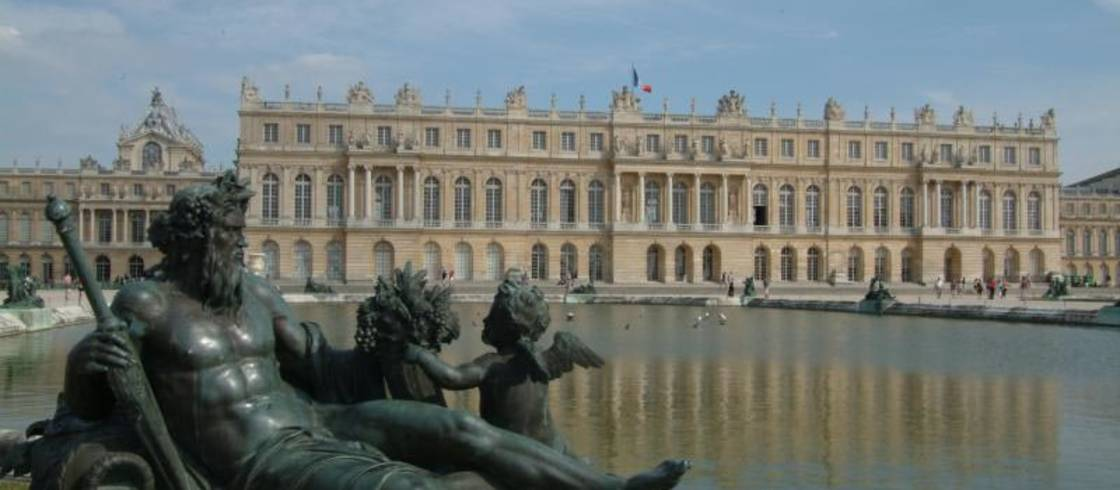Paleis Van Versailles.Kasteel Van Versailles