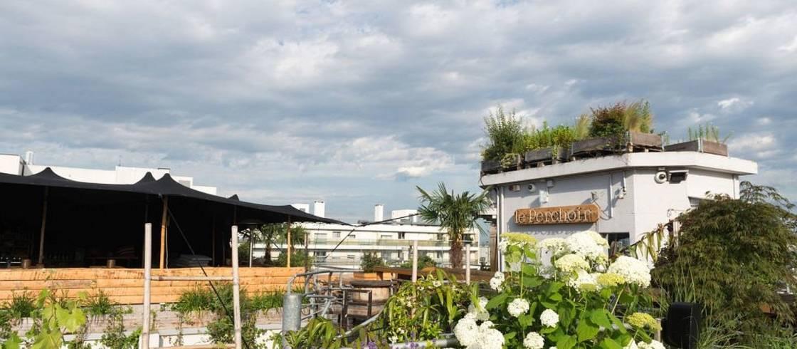 Die schönsten Terrassen und Rooftopbars in Paris