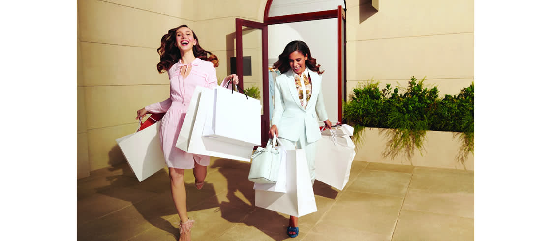 La Vallee Village Luxury Shopping Header