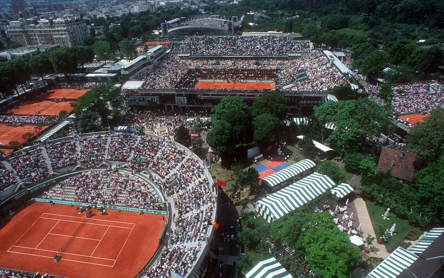 Venue French Open