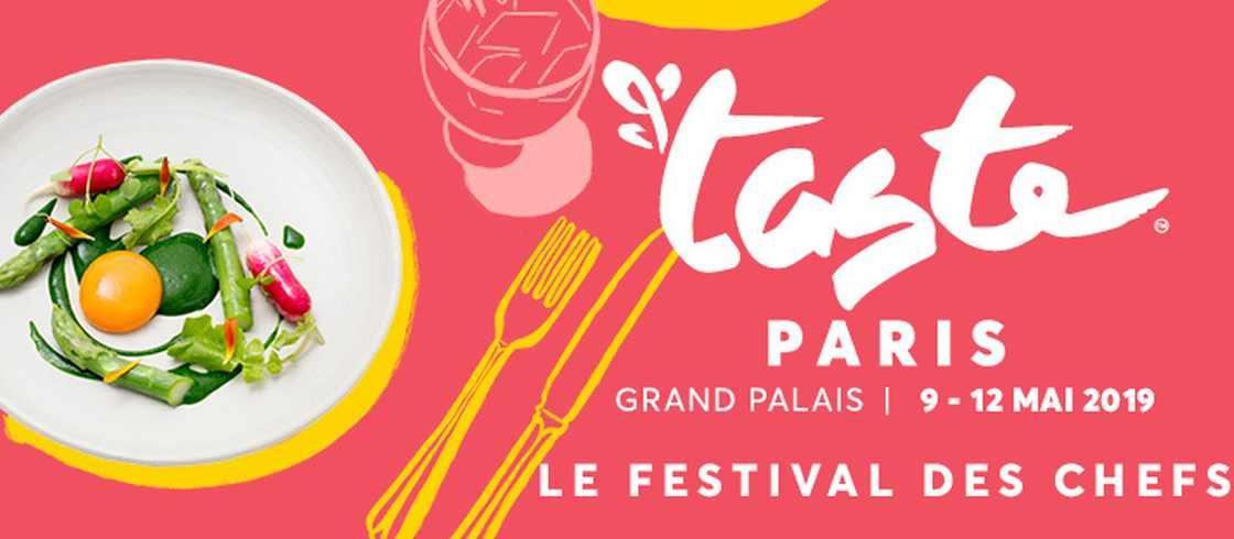 Taste of Paris, un festival culinaire à découvrir sous la nef du Grand Palais.