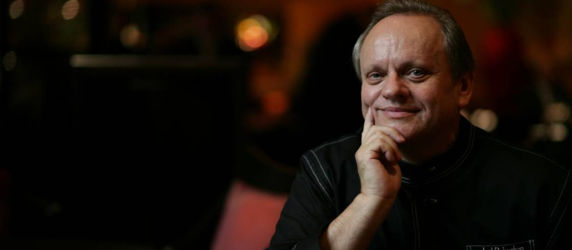Le chef Joël Robuchon.