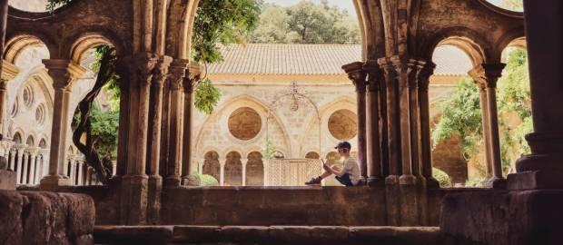 Abbaye Frontfroide Occitanie
