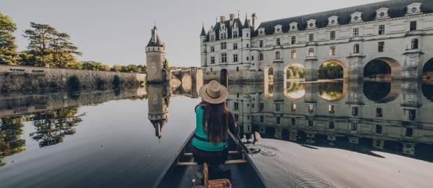 Chenonceau bâteau © Atout France - @bestjobers