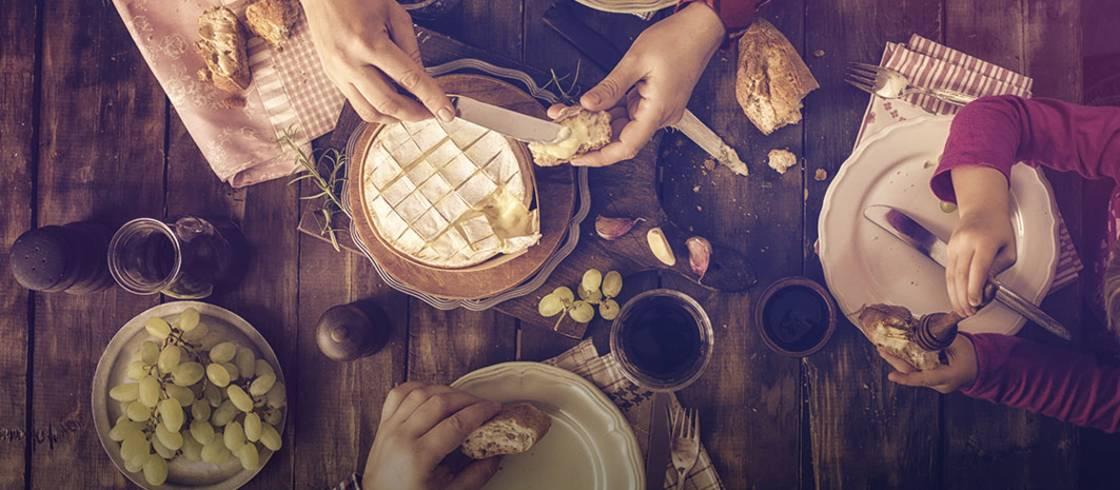 Elegir y comer el queso como los franceses