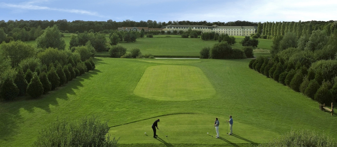 A golf break at Dolce Chantilly close to Paris