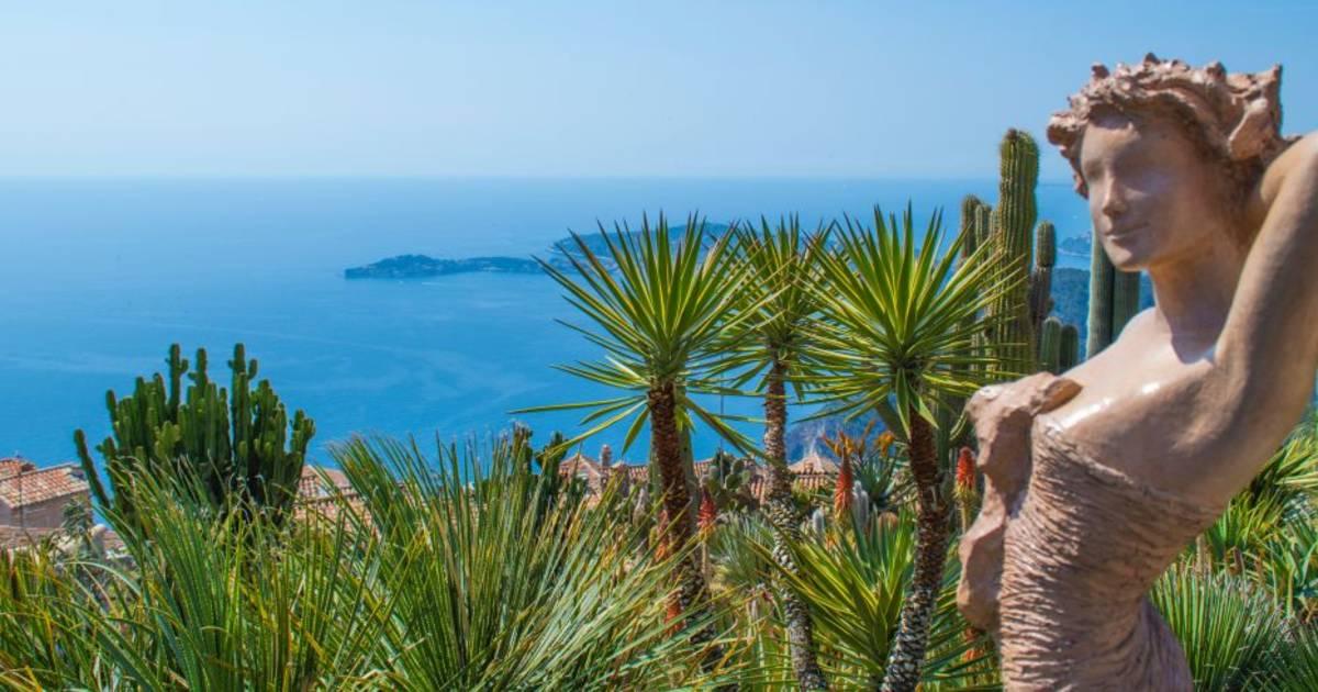 Côte d\'Azur: 6 Gärten zum Entdecken