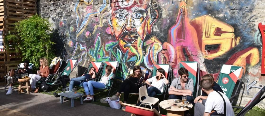 Las 12 Mejores Terrazas Para Disfrutar Del Verano En París