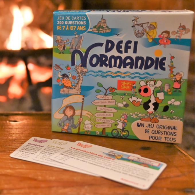 Défi Normandie, un jeu de questions-réponses pour tout découvrir sur la Normandie