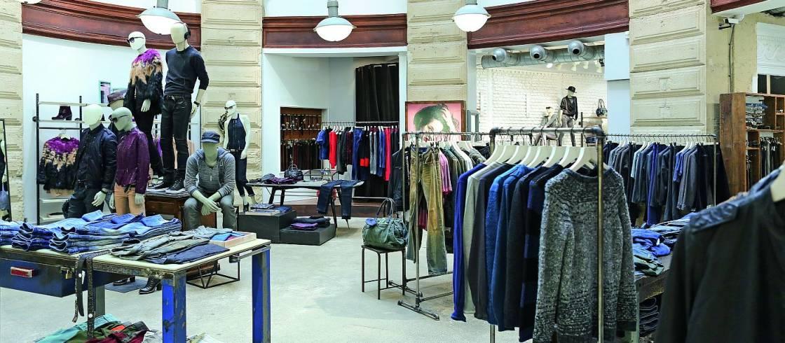 Shopping im Viertel Saint-Germain des Prés, Sèvres-Babylone