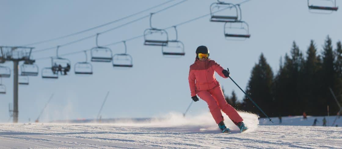Morzine är en av 12 skidorter i les Portes du Soleil
