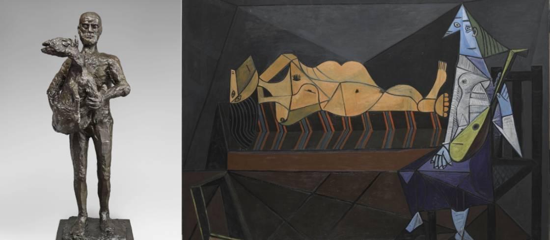 Exposition Picasso A La Piscine De Roubaix