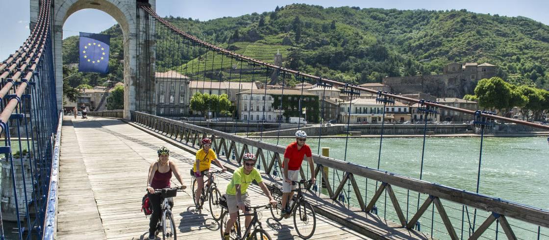 Itinéraires vélo parcours France