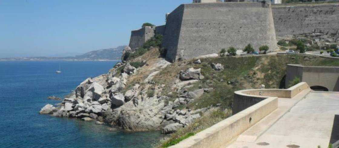 Visit the Citadel of Calvi