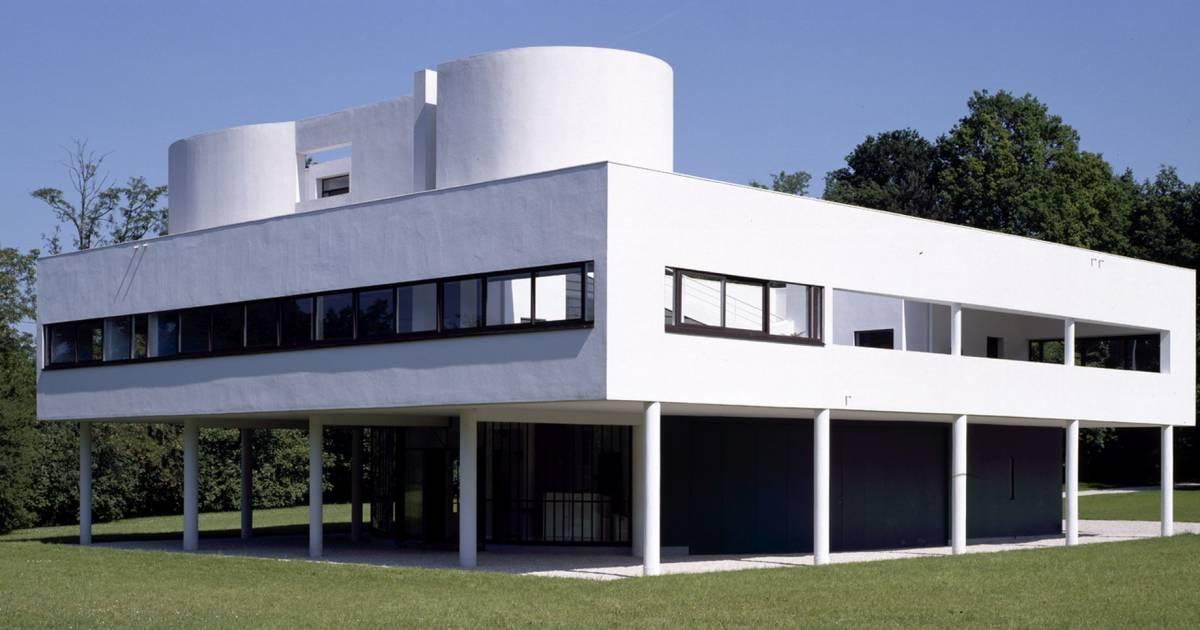 Le corbusier op de unesco werelderfgoedlijst - Arquitecto le corbusier ...