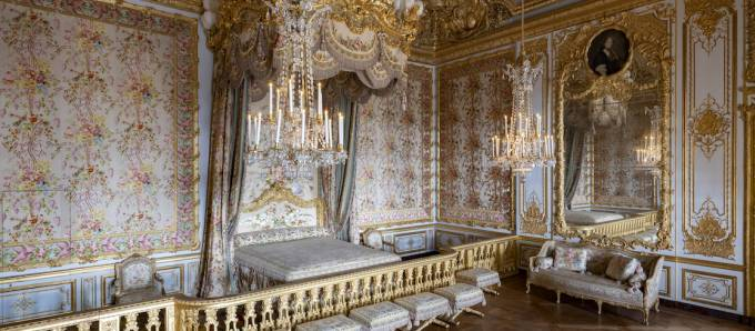 Fabulous 24 Hours At Versailles With Marie Antoinette Interior Design Ideas Apansoteloinfo