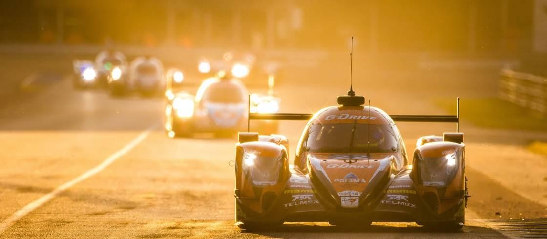 Hay 60 pilotos en la línea de salida  de la competición.
