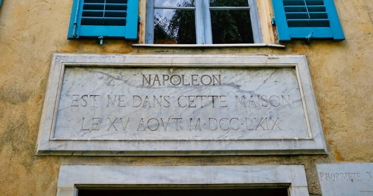La maison Bonaparte à Ajaccio, un musée napoléonien