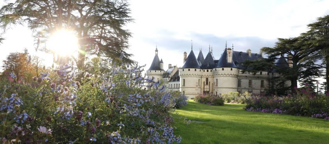 Loire Valley Chaumont Sur Loire International Garden Festival