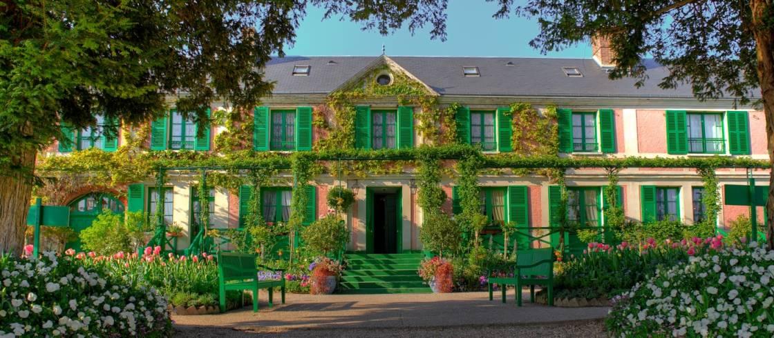 Fondation monet giverny la maison du peintre - La maison du peintre ...