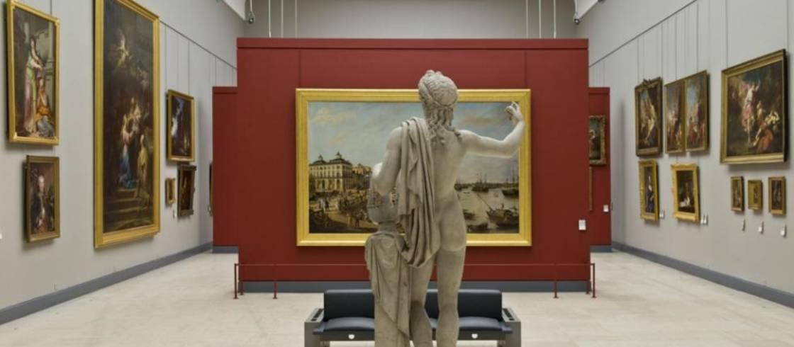 The Musee Des Beaux Arts Of Bordeaux