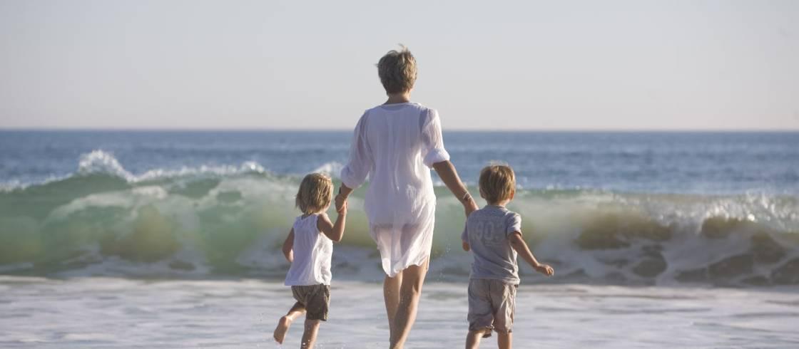 Familienurlaub an der französischen Atlantikküste