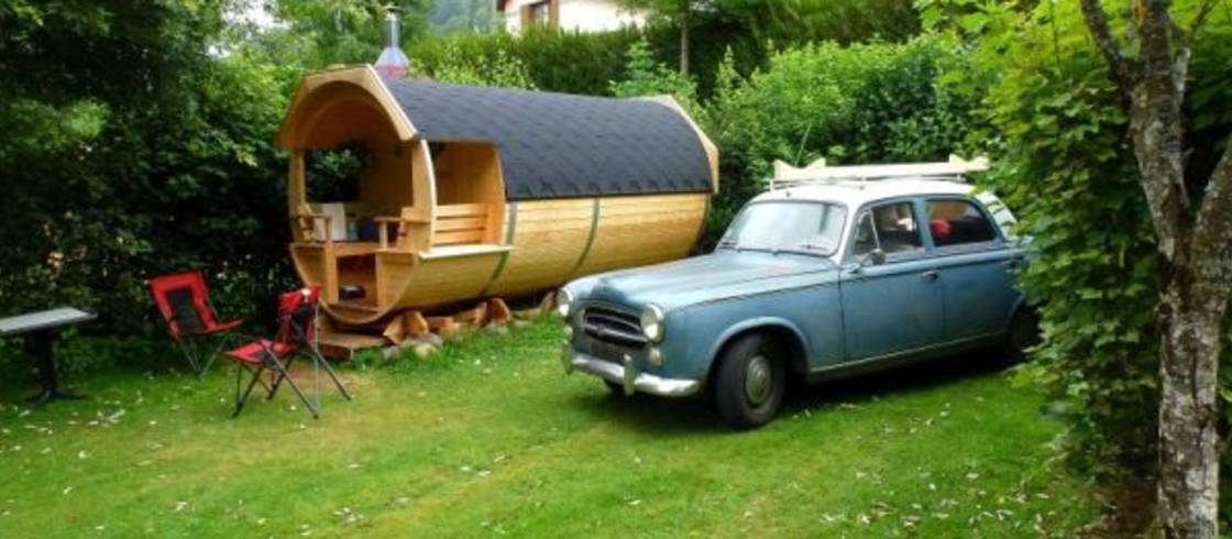 Unusual Accommodation In French Resort