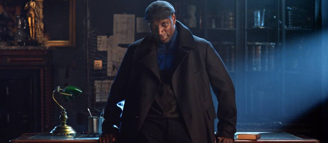 "Omar Sy in der Netflix-Serie ""Lupin"""