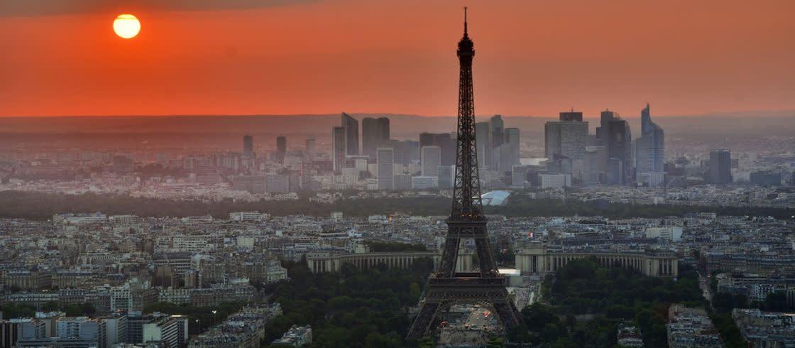 Eiffelturm - Tour Eiffel