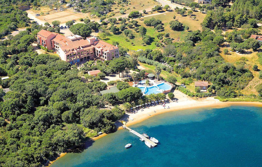 """Dem Meer so nah... - Ferienresidenz """"U Libecciu"""" von Odalys in Pianottoli-Caldarello auf Korsika"""