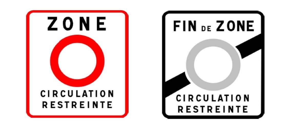 Umweltzonen In Frankreich
