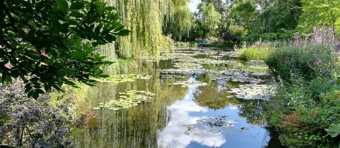 Giverny tuinen