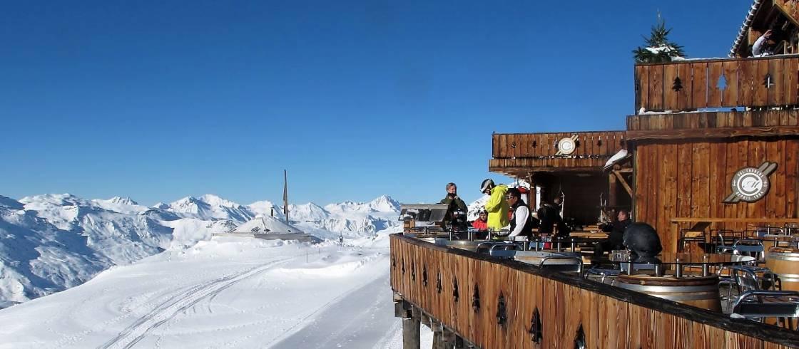 Dans les coulisses d'un restaurant d'altitude à Val Thorens