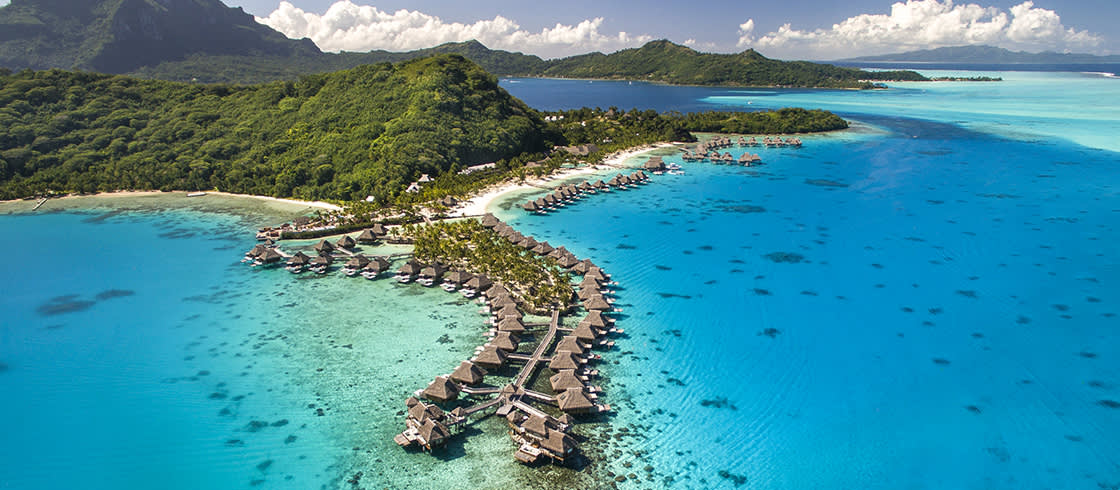 Did You Know That Over Water Bungalows Were Invented In