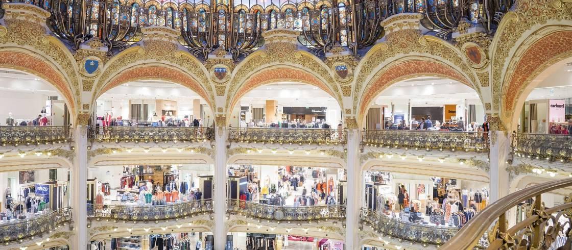 Galeries Lafayette  2020