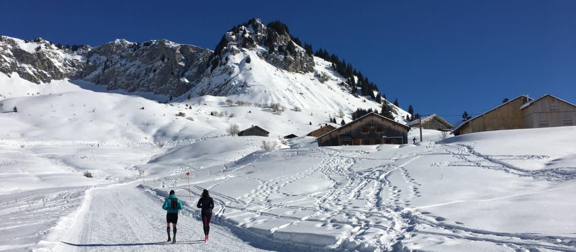 Trail Blanc Praz