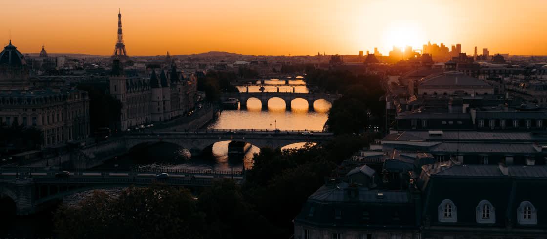 París en el objetivo de Bruno Maltor de Votre Tour du Monde.