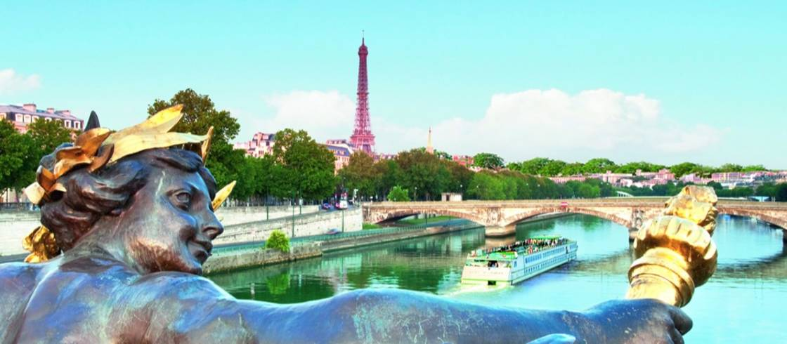 France-Seine-Paris-bateau-navigation©CroisiEurope