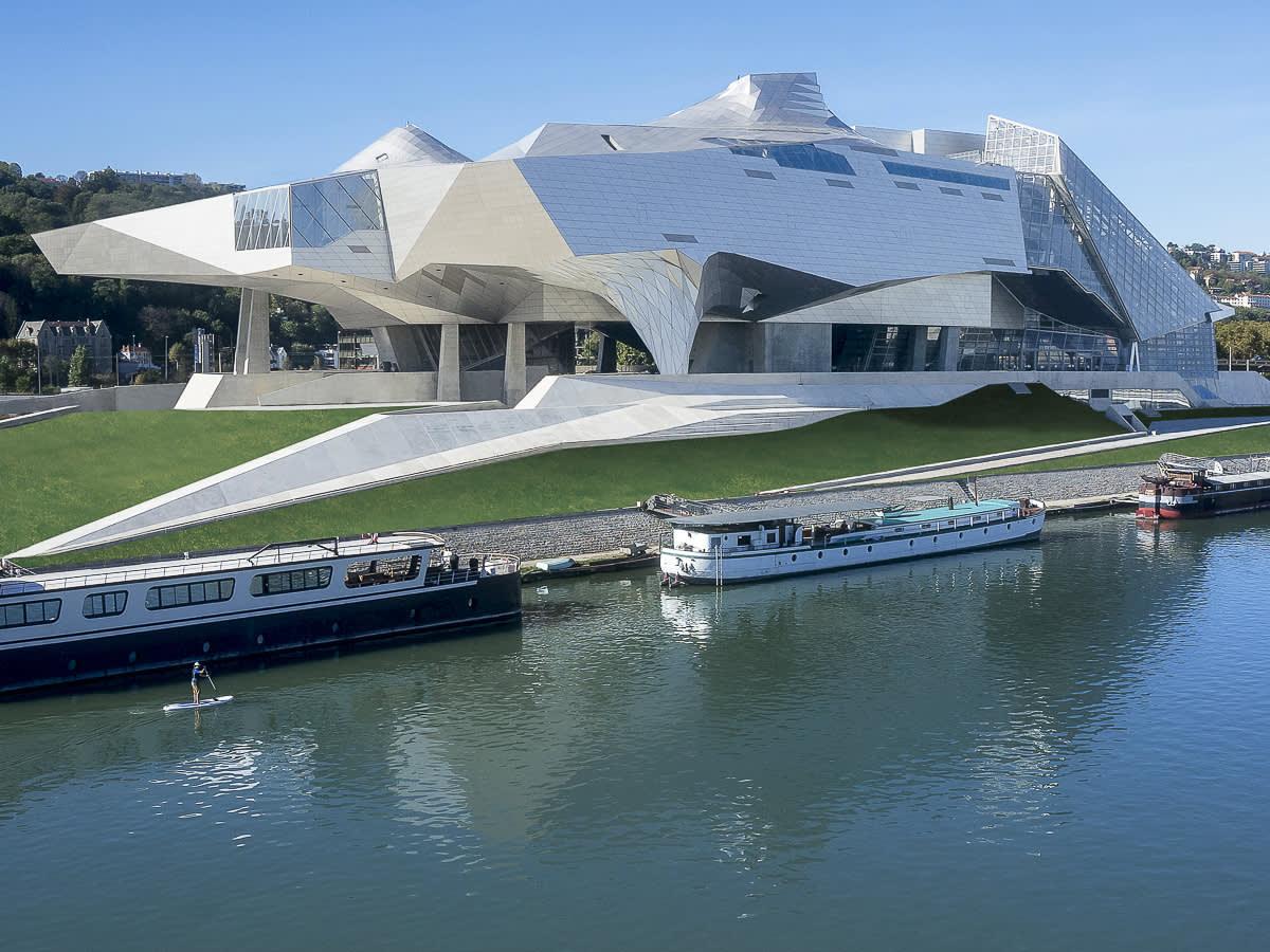 Musée des Confluences ©Quentin Lafont