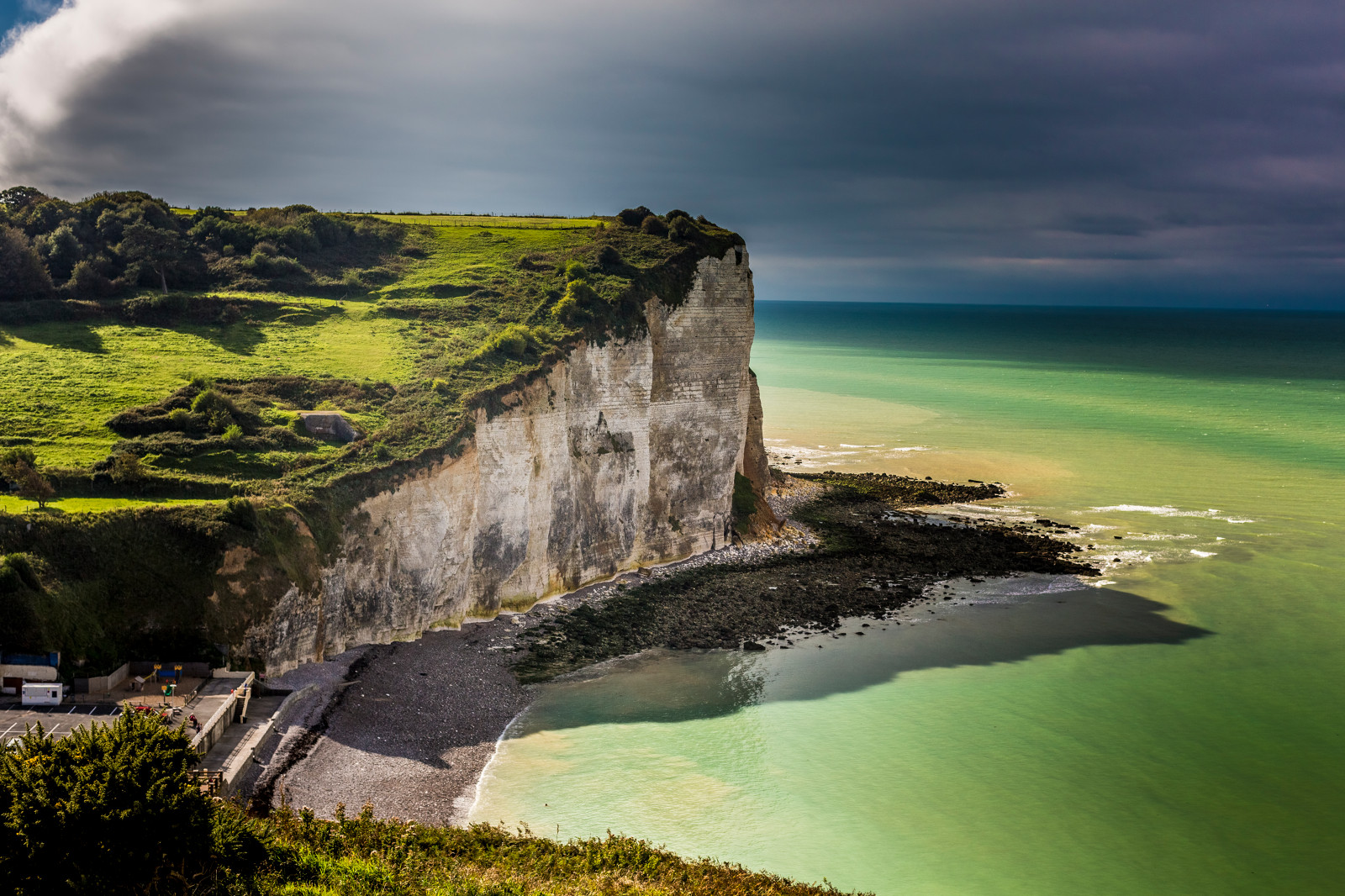 Côte d'Albatre Normandy France © Vincent Rustuel