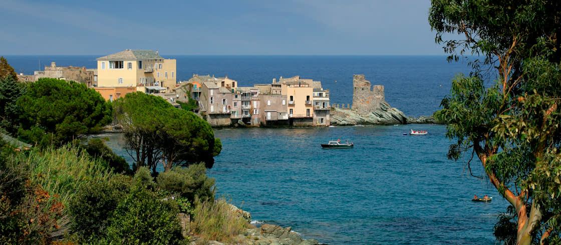 Erbalunga, en Haute-Corse