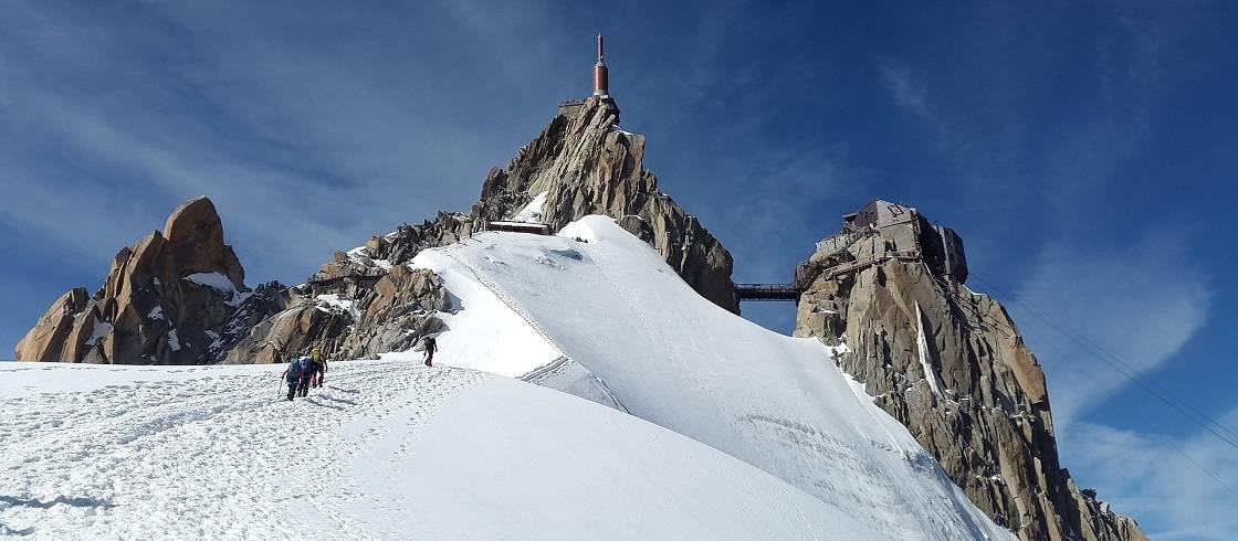 Monte Bianco Cosa Fare Sulla Vetta Più Alta D Europa
