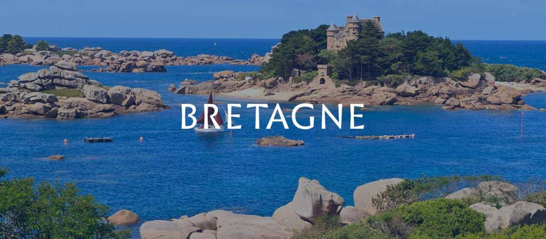Bretania - nagłówek - Francuski przy kawie