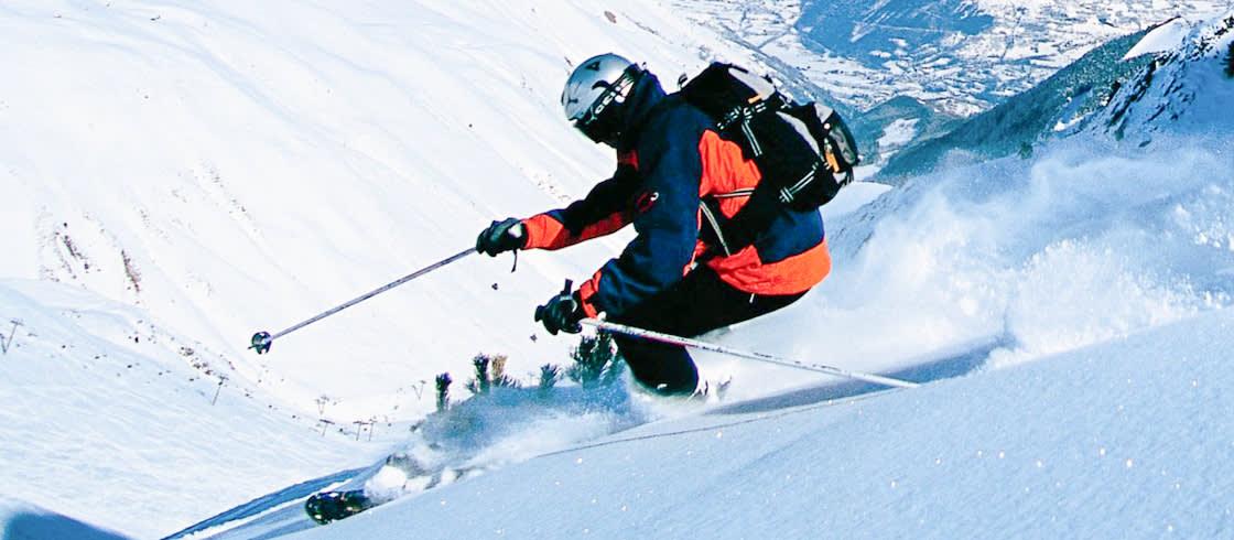 En Saint-Lary y en sus alrededores se puede disfrutar de numerosas actividades en la montaña.