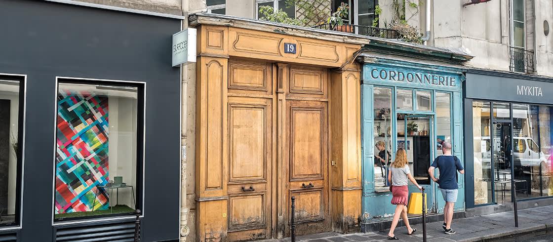 Ontdek De Laatste Mode In De Hipste Wijken Van Parijs