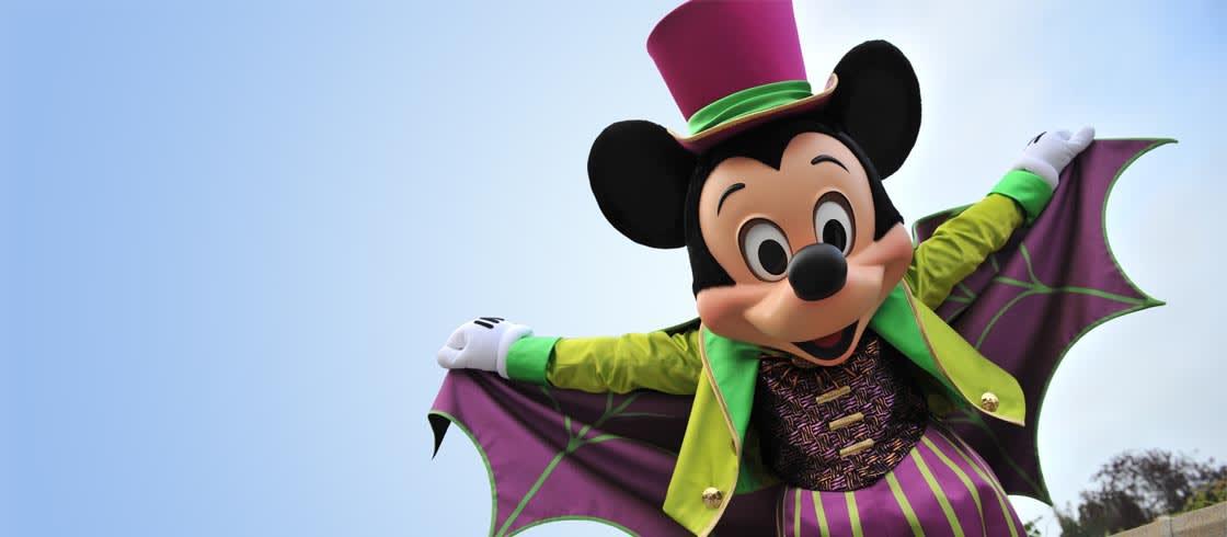 Los Villanos Disney conquistarán el espeluznante desfile de Halloween Celebration
